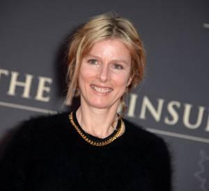 Karin Viard, actrice discrète à la carrière impressionnante.