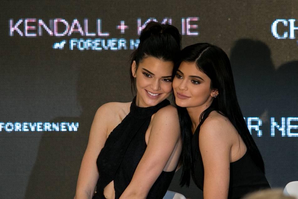 Kendall et Kylie ont lancé une marque à leur nom.