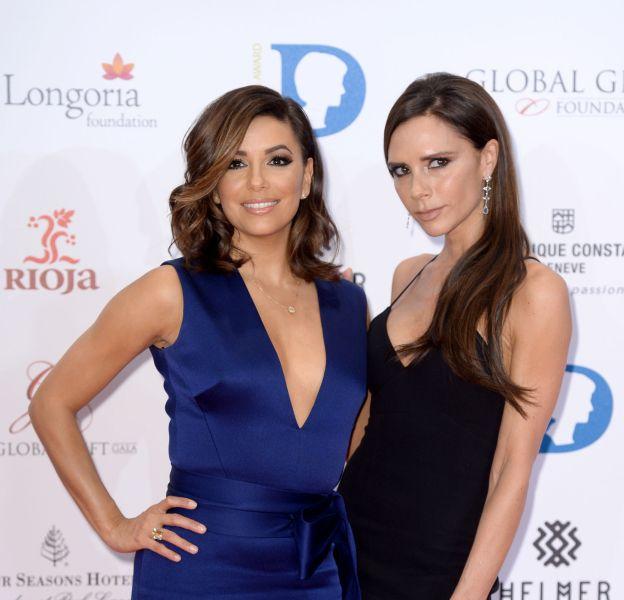 Eva Longoria et Victoria Beckham, une amitié qui dure depuis des années...
