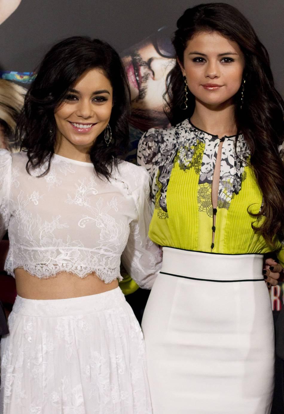 Selena Gomez et Vanessa Hudgens : stars de Disney un jour, stars de Disney toujours, les deux meilleurs amies se sont rencontrées alors qu'elles étaient adolescentes.