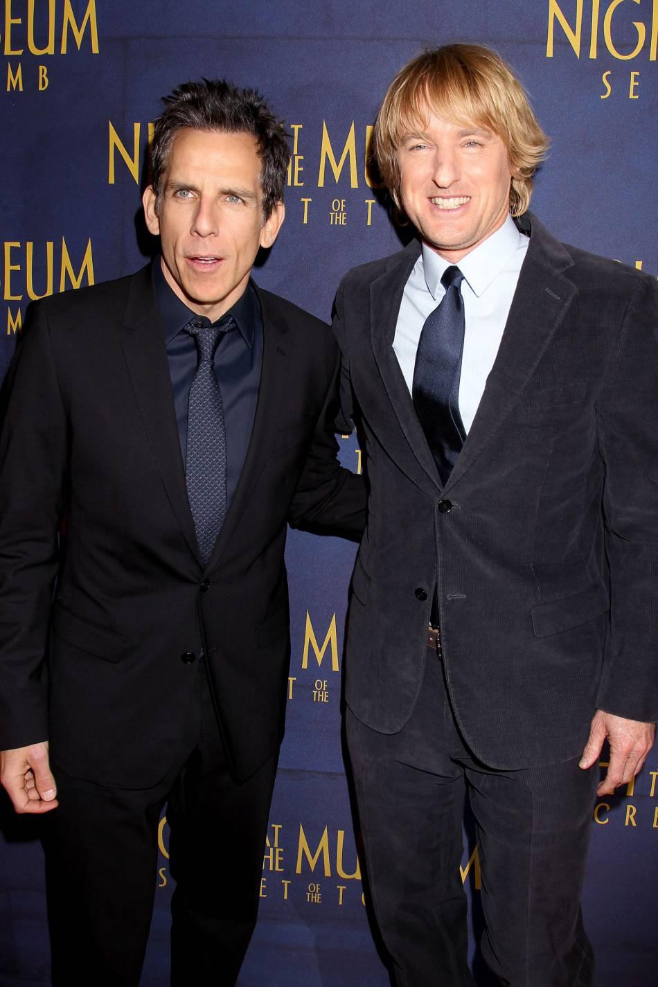 Ben Stiller et Owen Wilson : collègues à l'écran et meilleurs amis dans la vraie vie, les deux hommes sont depuis un moment inséparables.