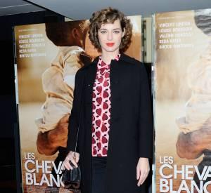 """Louise Bourgoin est au casting du film """"Les Chevaliers Blancs"""", aujourd'hui en salles."""