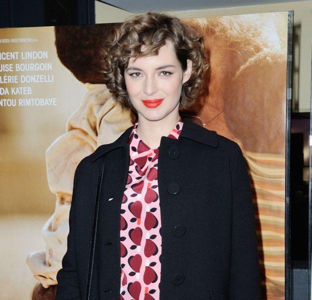 """Louise Bourgoin, mardi à la première du film """"Les Chevaliers Blancs"""", à l'UGC Ciné Cité Les Halles, à Paris."""