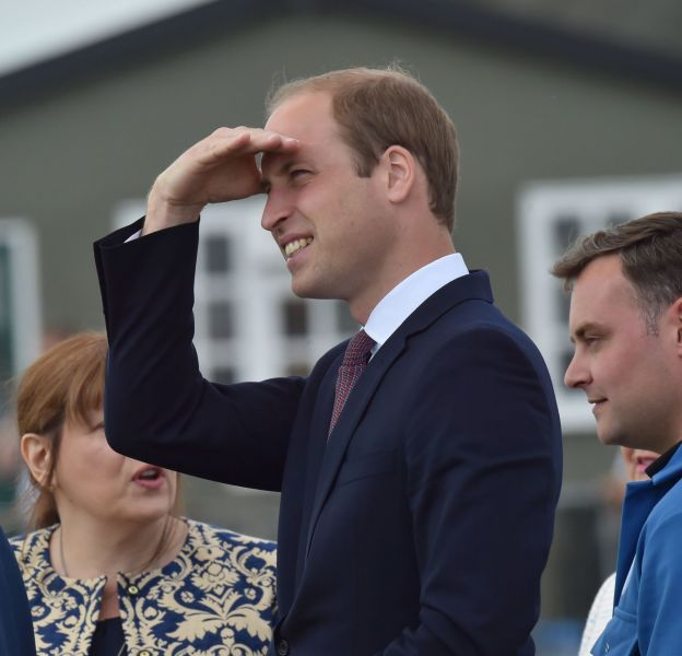 Le prince William attend la Saint-Valentin avec la plus grande impatience !