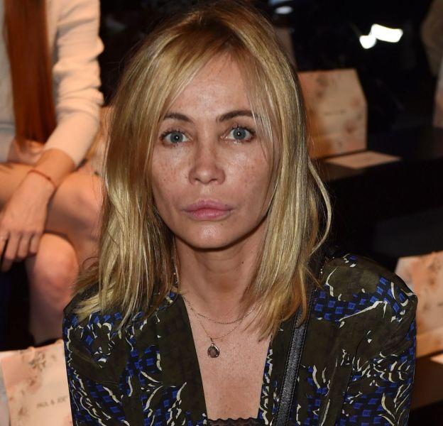 Emmanuelle Béart, très attristée par le décès du cinéaste Ettore Scola.