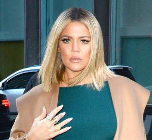 Khloe Kardashian : lassée de la duck face, elle passe à la grimace