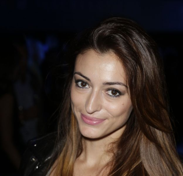 Rachel Legrain-Trapani en septembre 2015, avec ses longs cheveux bruns.