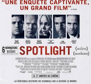 """Découvrez la bande-annonce de """"Spotlight""""."""