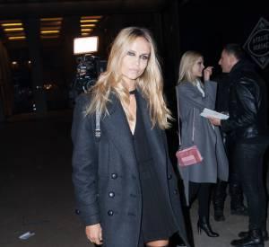 Natasha Poly au défilé Atelier Versace du Printemps-Été 2016.