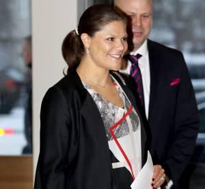 Victoria de Suède : une coiffure qui commence à lasser pour la future maman