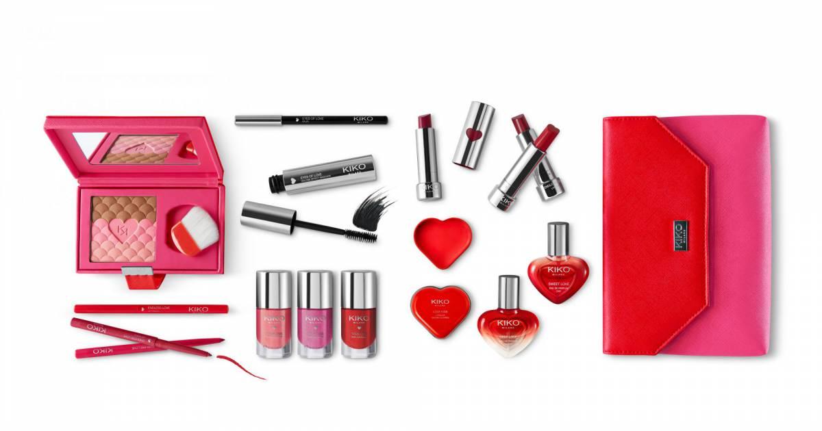 Maquillage Une Saint Valentin Entre Filles Avec La Collection Bff De Kiko