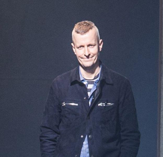 Lucas Ossendrijver, directeur de la création des collections Homme de Lanvin depuis 2006.