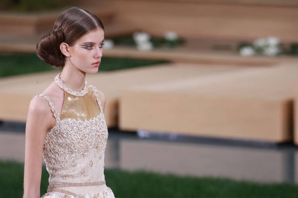 Le défilé Chanel vu par le prisme d'Instagram.