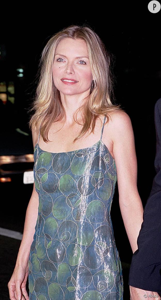 Michelle Pfeiffer en 1999.