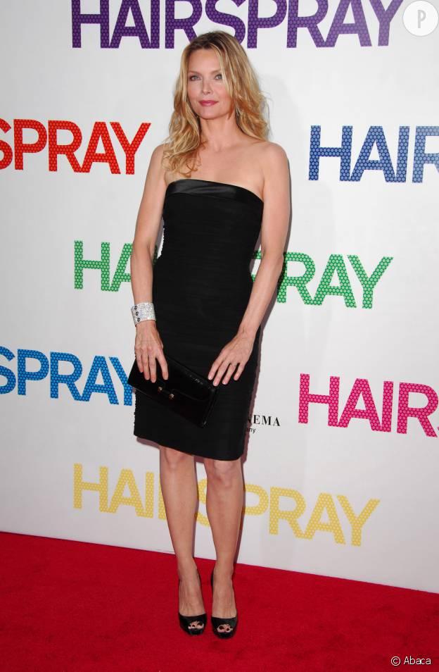 Michelle Pfeiffer en 2007.