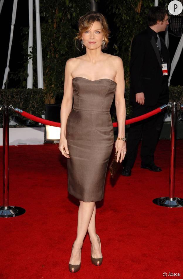 Michelle Pfeiffer en 2008.