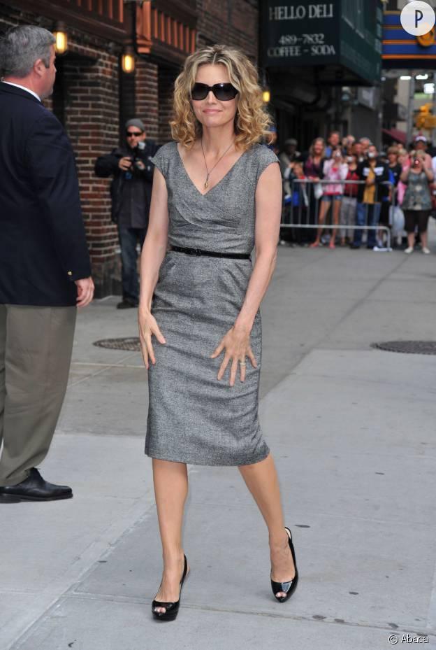 Michelle Pfeiffer en 2009.