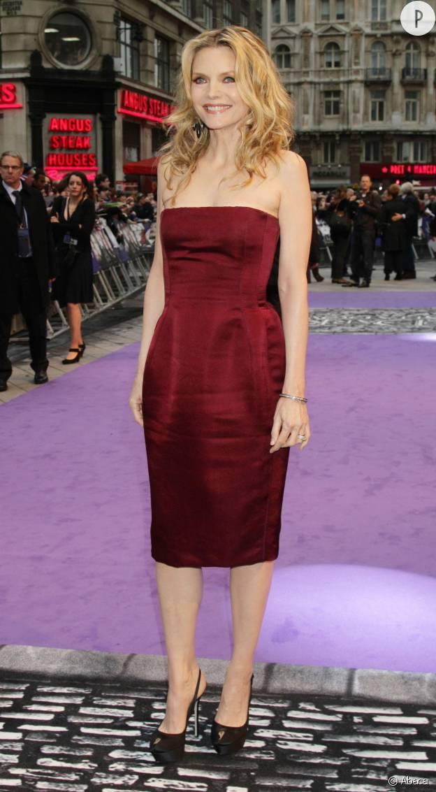Michelle Pfeiffer en 2012.