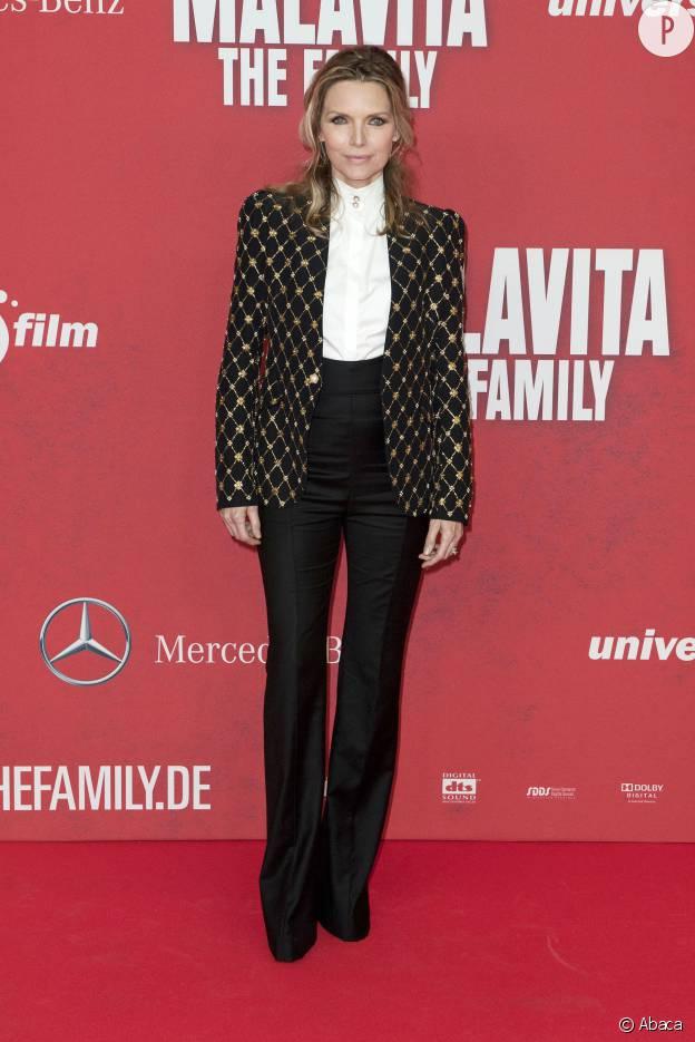 Michelle Pfeiffer en 2013.