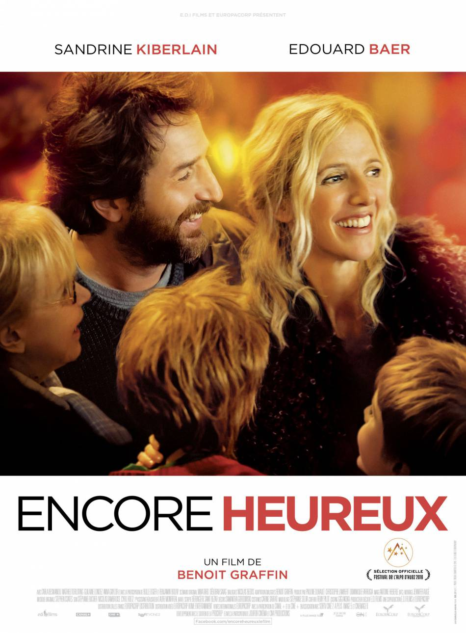 """""""Encore Heureux"""", au cinéma le 27 janvier."""