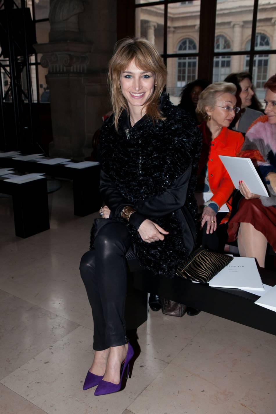 Pauline Lefèvreau défilé Haute Couture Printemps-Été 2016Yiqing Yin.