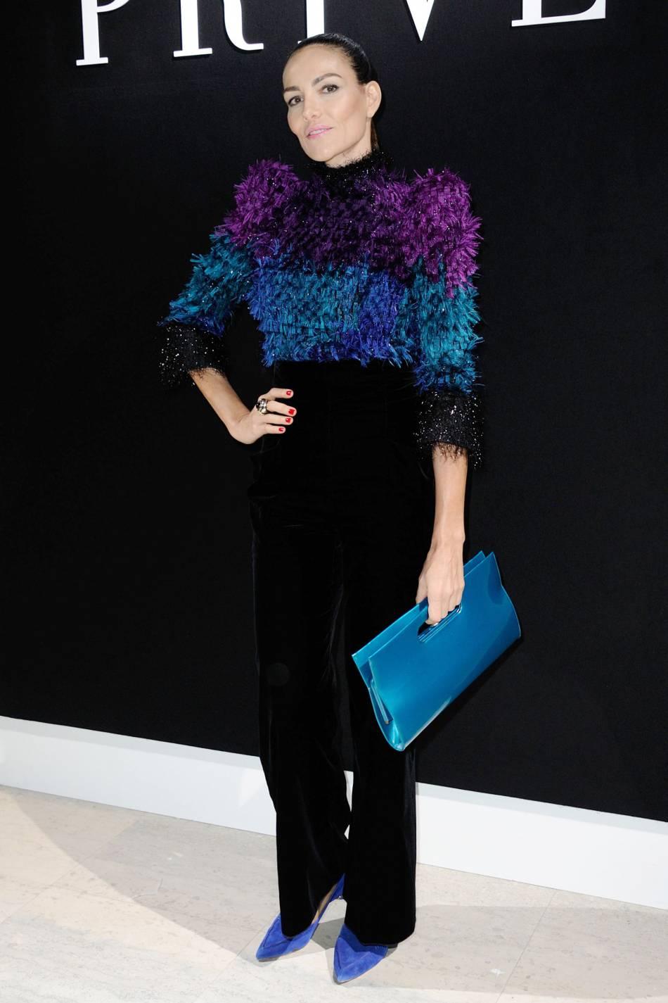 Adriana Abascalau défilé Haute Couture Printemps-Été 2016
