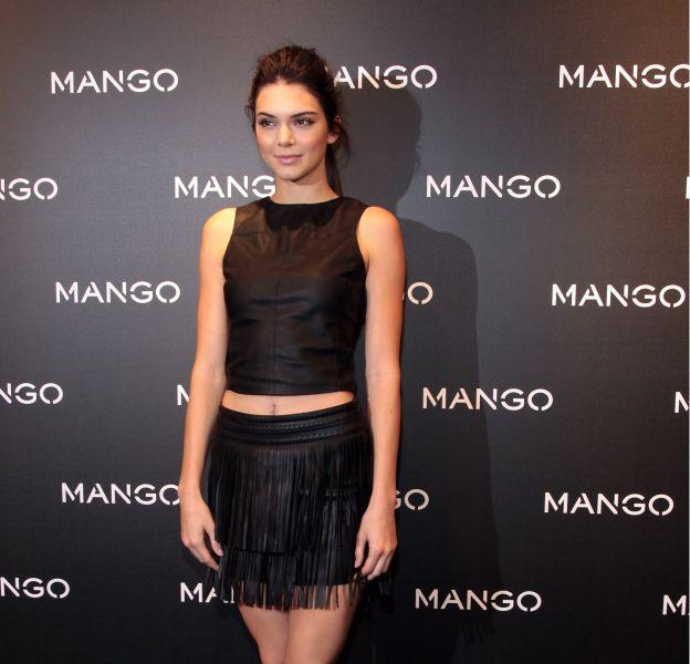Kendall Jenner à Barcelone pour la soirée Tribal Spirit The Secret de la marque Mango.