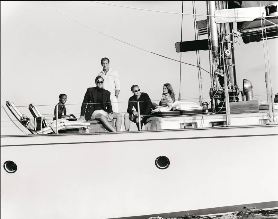 Ralph Lauren s'inspire de l'air marin pour sa nouvelle collection.