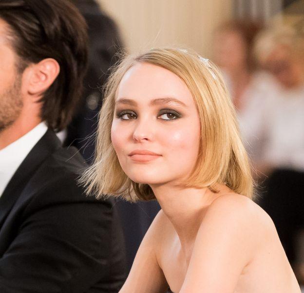 Lily-Rose Depp : seulement 16 ans et déjà égérie Chanel.