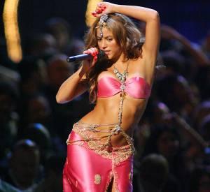 Shakira aux MTV VMA 2006.