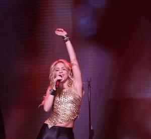 Shakira toute moulée.
