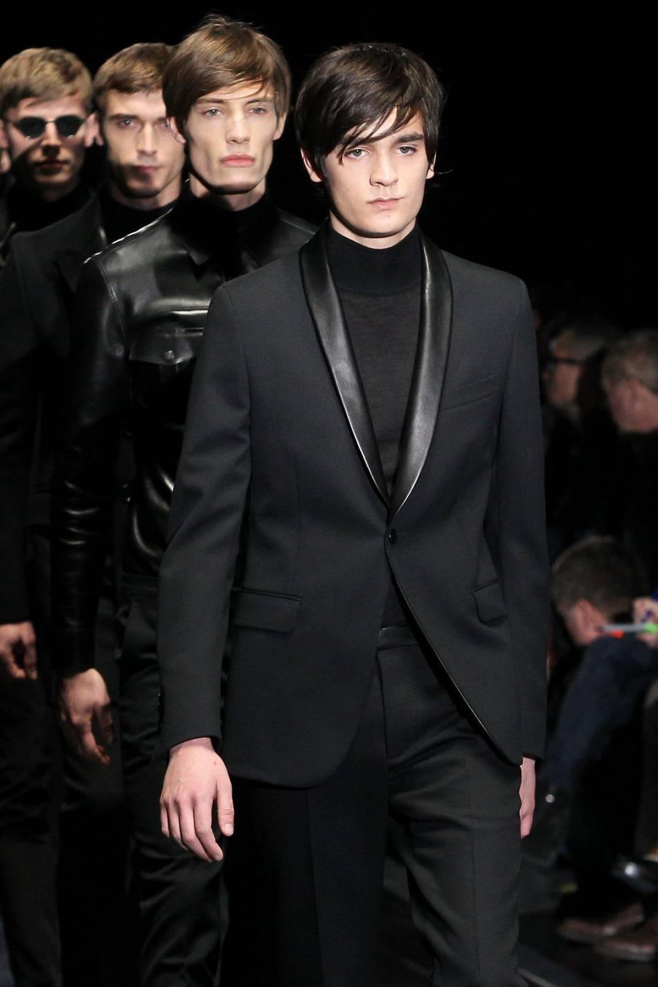 Alain-Fabien Delon devient égérie pour Dior Homme, comme son père Alain !