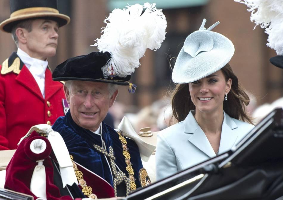 Kate Middleton et le prince Charles sont proches : peut-être le père de William a-t-il déjà peint sa belle-fille ?