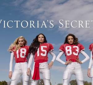 Teaser de la nouvelle campagne Victoria's Secret diffusée lors du Super bowl 2016.