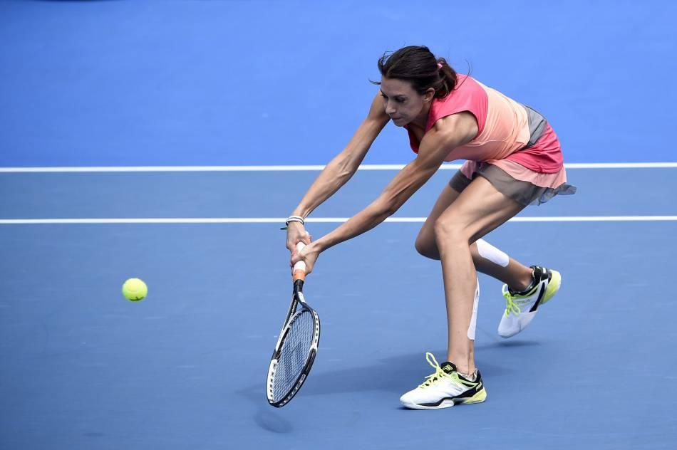 En janvier 2016, la joueuse a étonné tout le monde sur le court lors d'un match d'exhibition à l'Open d'Australie avec une silhouette plus menue que jamais.