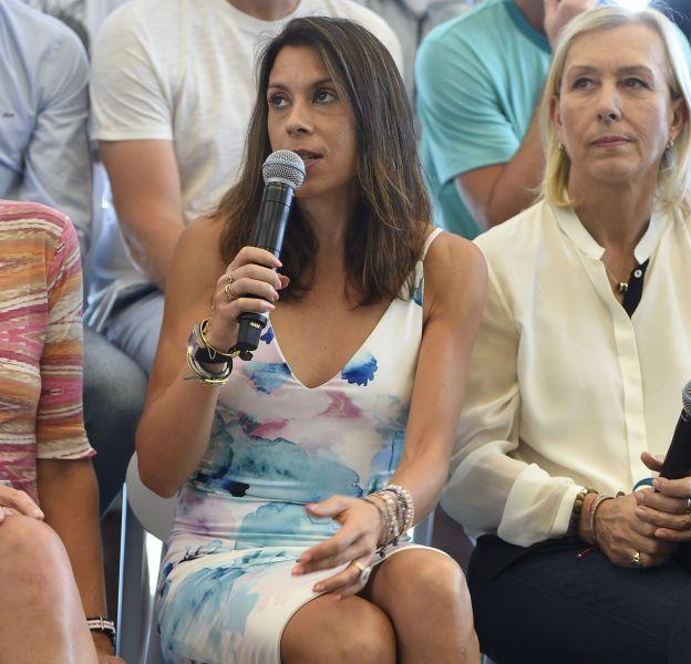 Marion Bartoli l'assure, elle ne fait pas de régime.