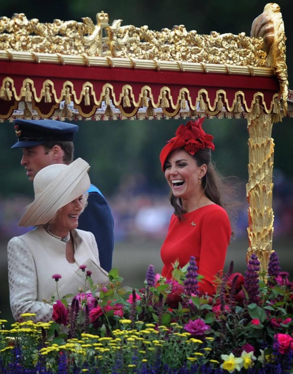 Kate Middleton assistera aux quatre soirées de fête à Windsor, comme la grande majorité de la famille royale.