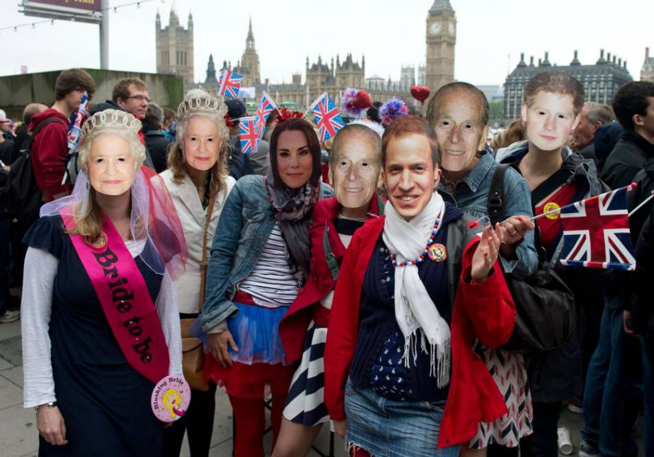 10 000 Sujets de sa Majesté seront invités pour un pique-nique géant sur le Mall de Londres.