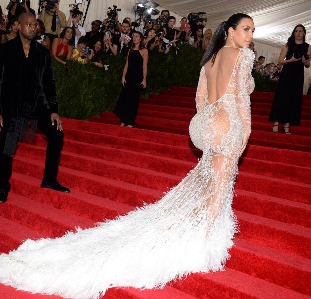 Kim Kardashian et ses fesses, toute une histoire.