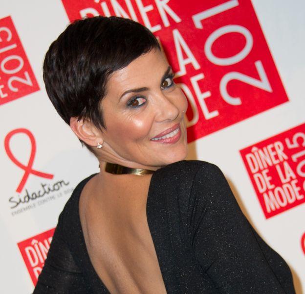 """Cristina Cordula invitée sur le plateau de l'émission """"Touche pas à mon poste"""", elle parle de Kim Kardashian."""