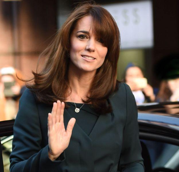 Kate Middleton est très engagée pour le bien-être des enfants et leur santé psychologique. C'est sa cause principale pour l'année 2016.