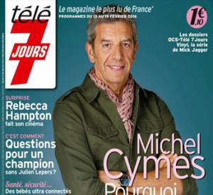 Hélène de Fougerolle se confie dans le Télé 7 Jours du 13 au 19 février 2016.