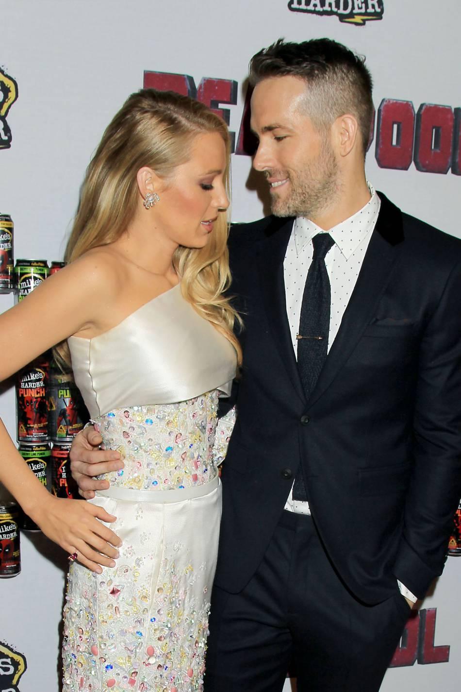 Blake Lively et son mari Ryan Reynolds sont plus amoureux que jamais !