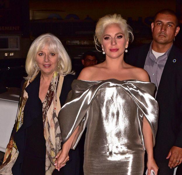 Lady Gaga et sa mère Cynthia Germanotta.