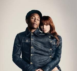 Pharrell Williams et G-Star : une histoire désormais sans fin...