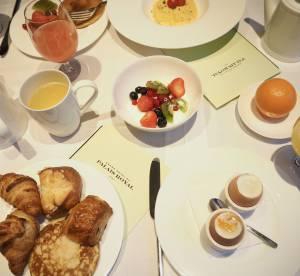 Bien-être : le très généreux petit-déjeuner du Grand Hôtel du Palais Royal