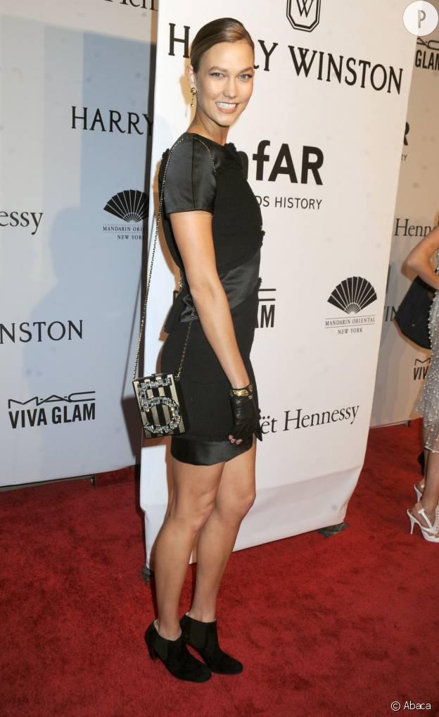 Karlie Kloss en Chanel.