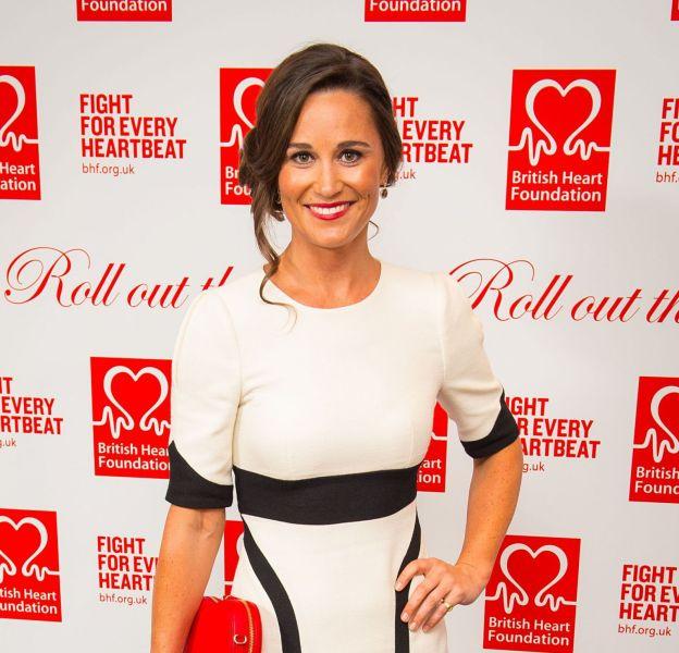 """Pippa Middleton au gala """"Roll Out The Red"""" de la British Heart Foundation le 11 février 2016 à Londres."""