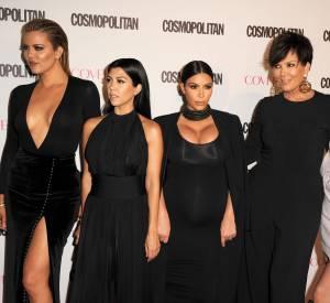 Kris Jenner a partagé un cliché souvenir avant la folie du défilé de la collaboration entre Kanye West et Balmain.
