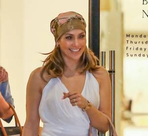 Jennifer Lopez : fessier bien moulé pour une virée shopping